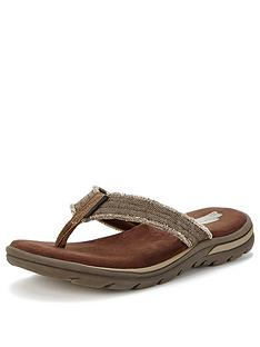 skechers-supreme-bosnia-toe-post-mules