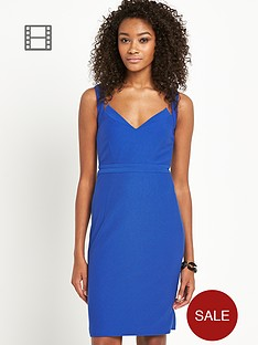 definitions-v-neck-pencil-dress