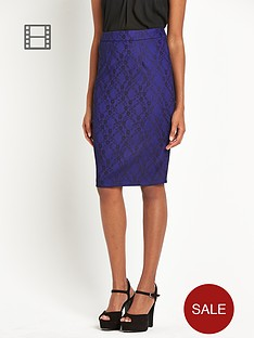 definitions-bonded-lace-pencil-skirt
