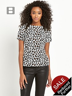 definitions-leopard-print-peplum-top