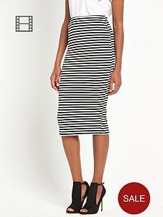 definitions-stripe-skirt