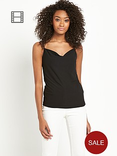 definitions-cowl-neck-cami