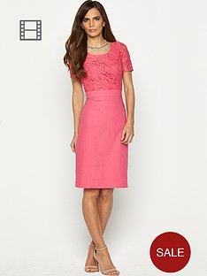 savoir-lace-and-linen-dress