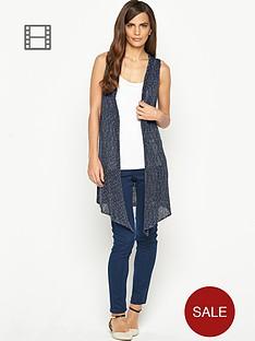 savoir-waterfall-lightweight-knitted-waistcoat