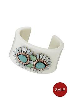 enamel-jewel-cluster-cuff