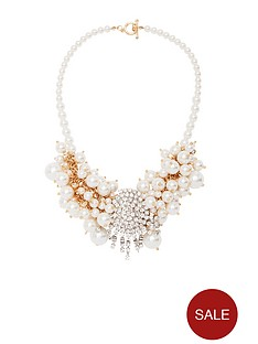pearl-and-jewel-cluster-necklace