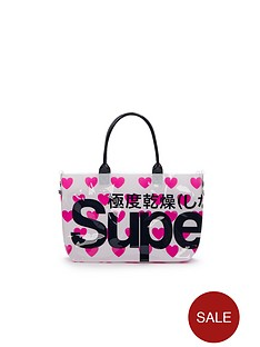 superdry-mini-jelly-whopper-tote-bag