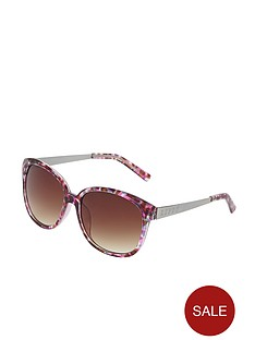 lipsy-floral-print-sunglasses