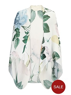 ted-baker-silk-rose-print-cape