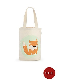 talented-mrfox-canvas-tote-bag