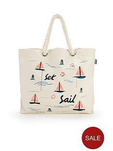 talented-alex-foster-canvas-beach-bag