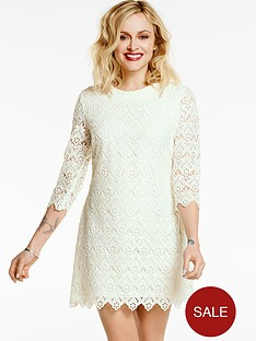 fearne-cotton-round-neck-lace-dress