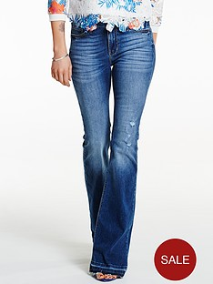 fearne-cotton-kick-flare-jeans