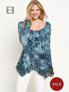 joe-browns-pacific-ocean-tie-dye-jersey-blouse
