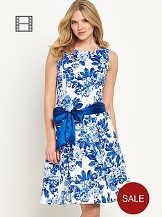 joe-browns-floral-prom-dress