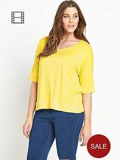 so-fabulous-chiffon-trim-jersey-top