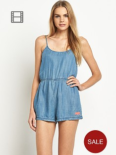 superdry-festival-denim-playsuit
