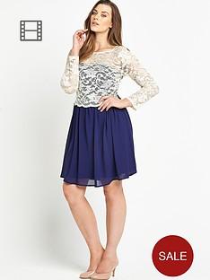 lovedrobe-2-in-1-skater-dress