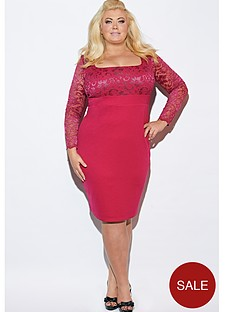 gemma-collins-georgia-2-in-1-lace-dress