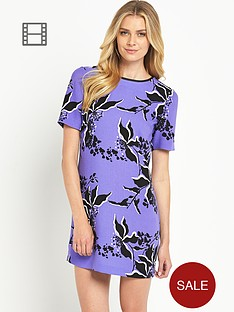 oasis-large-shadow-orchid-shift-dress