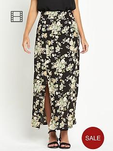 glamorous-split-hem-maxi-skirt