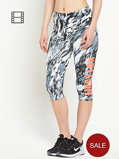 lipsy-printed-three-quarter-runner-pants