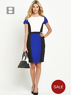 south-colour-block-illusion-dress