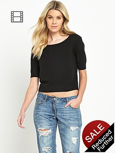 south-ripple-box-cropped-jumper