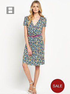 south-petite-floral-print-tea-dress