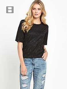 south-lace-applique-t-shirt