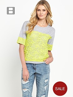 south-lace-applique-t-shirt