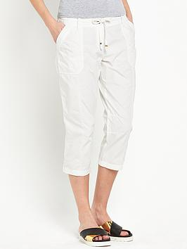 south-petite-cropped-cargo-trousers