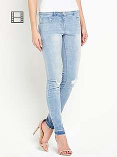 south-ripped-and-repair-fray-hem-skinny-jeans