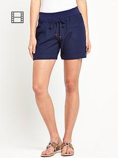 south-linen-shorts