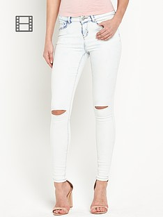 south-alexa-high-waisted-skinny-jeans-bleached-wash