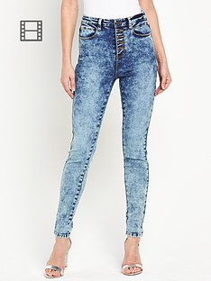 south-high-waisted-acid-wash-skinny-jeans