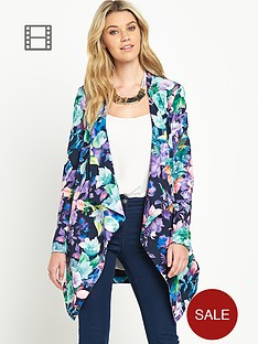 south-floral-print-waterfall-jacket