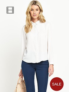 south-lace-placket-blouse