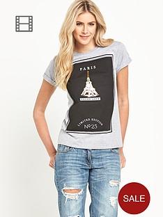 south-paris-slogan-t-shirt