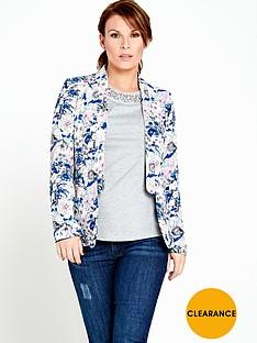 coleen-oriental-print-short-jacket