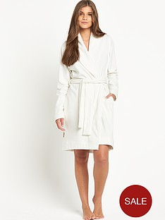 ugg-australia-shawl-collar-short-robe