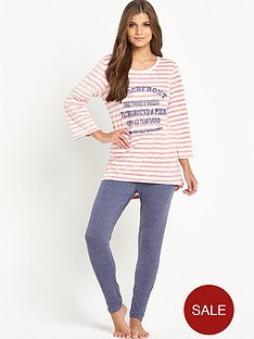 sorbet-stripe-top-and-legging-lounge-set