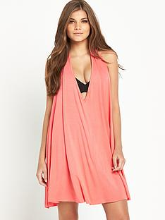 resort-halter-jersey-beach-dress