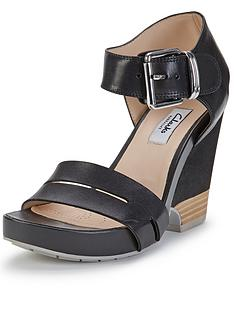 clarks-rosalie-pose-wide-fit-wedge-sandals-black