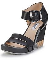 Rosalie Pose Wide Fit Wedge Sandals