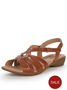 hotter-minorca-strappy-sandals