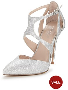 carvela-gabrielle-two-part-silver-court-shoes