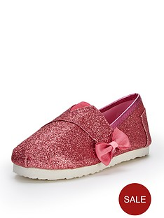 ladybird-darcy-younger-girls-glitter-bow-espadrilles