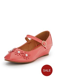 freespirit-girls-narla-flower-wedges