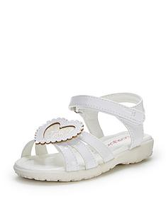 ladybird-lily-younger-girls-heart-sandals